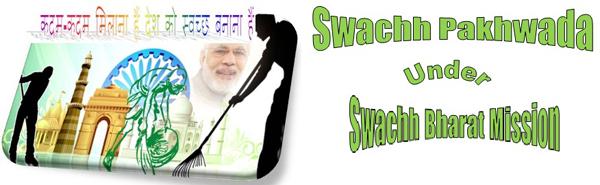 Swachh Pakhwada