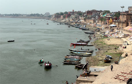 Ganga Gram Yojana Namami Gange