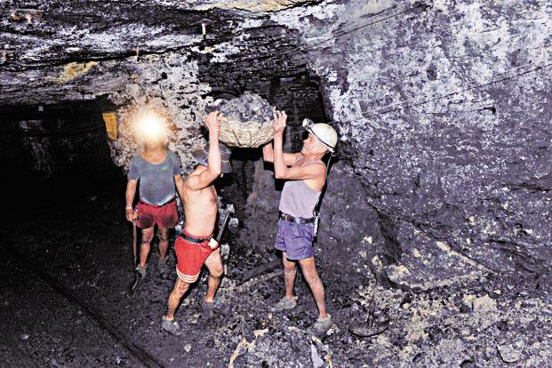 Coal India contract labour payments portal