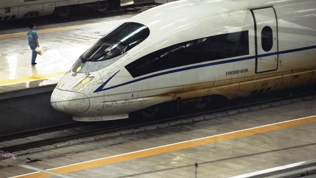 Delhi-Varanasi Bullet Train
