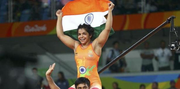 Sakshi Malik wins Bronze in Rio Olympics