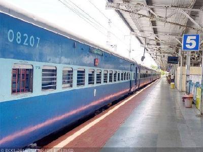 Yatri Mitra Sewa in Train