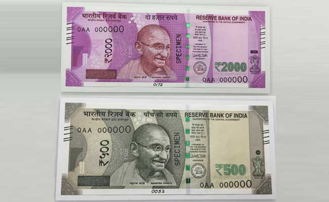New Rs 500 and Rs 2000 Note Features (Tracking Code Chip)