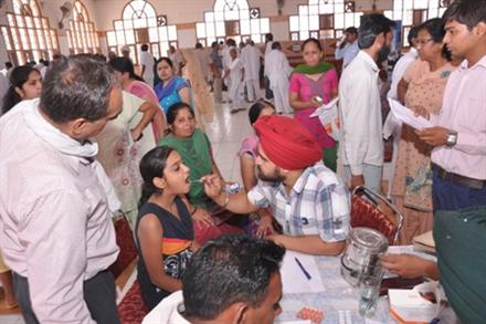 Free Health Checkup Scheme in Punjab State