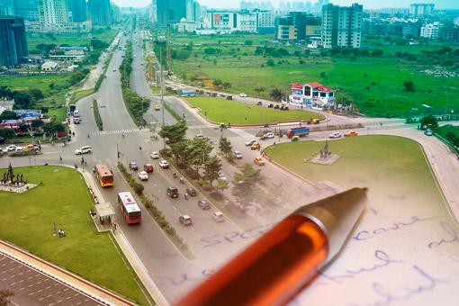 Green City Yojana in Kolkata