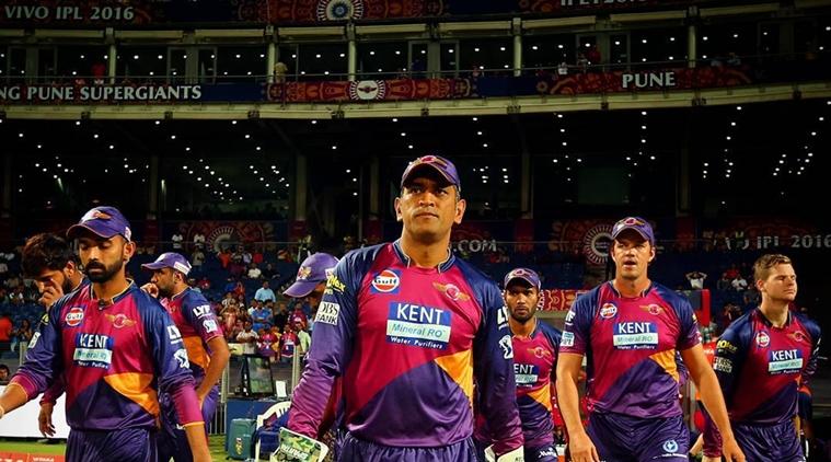 IPL 10 Rising Pune Supergiants (RPS)