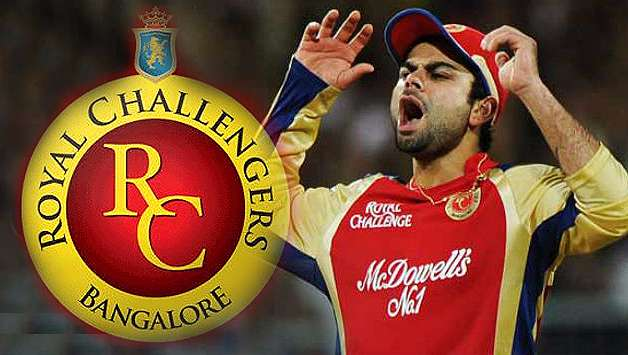 IPL 10 Royal Challengers Bangalore (RCB)