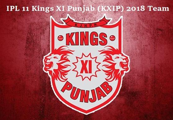 IPL Kings XI Punjab (KXIP)