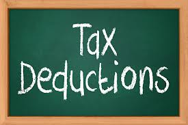 Tax Deductions Available for Individual Taxpayers Who are Salaried