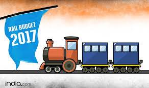 rail budget 2017