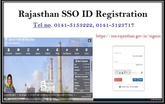 rajasthan-sso-id-registration-online