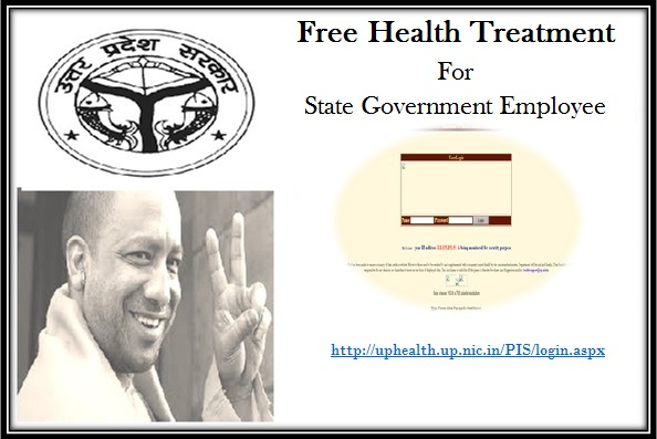 upsects in up health cards sects online apply Free Treatment State Employee