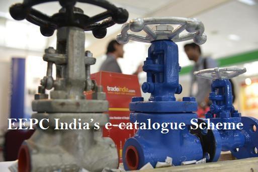 EEPC India's e-catalogue Scheme