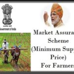 Market Assurance Scheme (Minimum Support Price) For Crops [MSP Prize]
