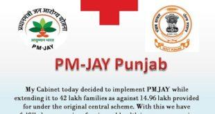 PMJAY- Punjab