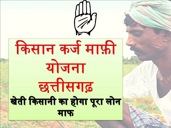 Farmer Loan Waiver Yojana CG