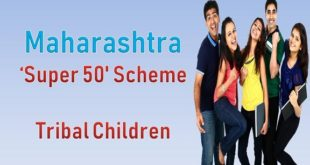 Super 50' Scheme for Tribal Children