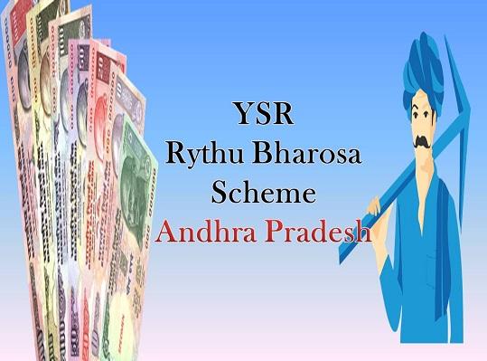 YSR Rythu Bharosa Payment Status Check