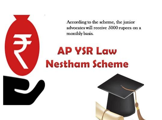 AP YSR Law Nestham Scheme