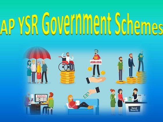 List of AP YSR Government Schemes
