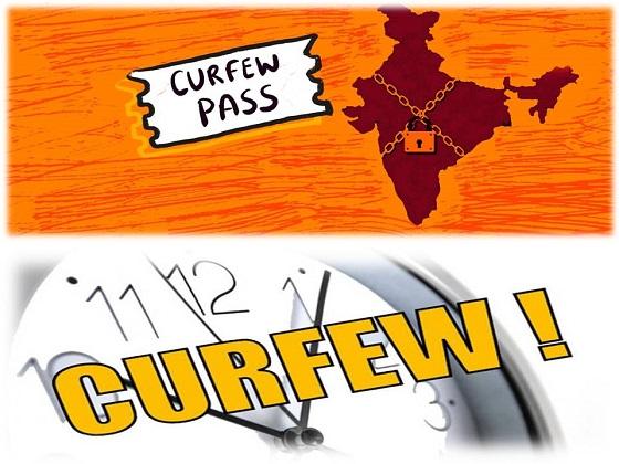 curfew pass online delhi