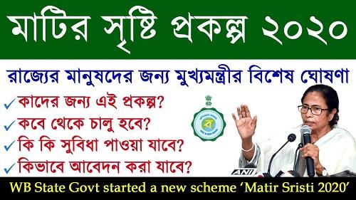 Maatir-Srishti-Prokolpa-Scheme-in-West-Bengal
