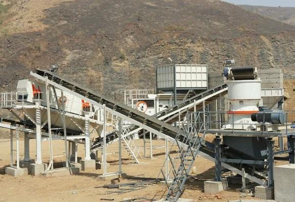 SATYABHAMA Portal mining and mineral sector